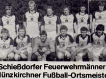 18. Mai 1986: Fußball-Ortsmeisterschaft