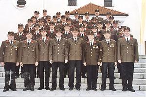 Mannschaft 2004