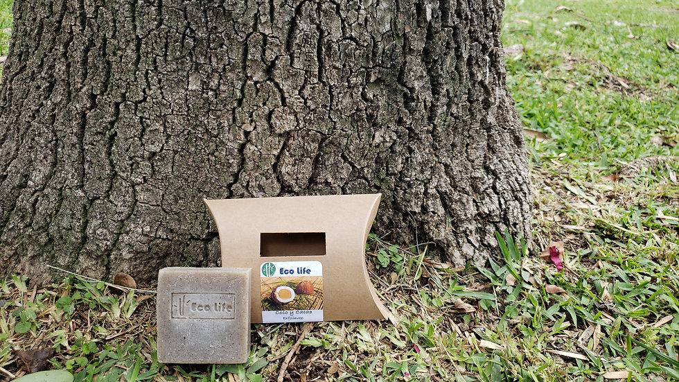 Jabón Artesanal de Cacao