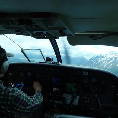 MICHAL'S TRIP TO ALASKA