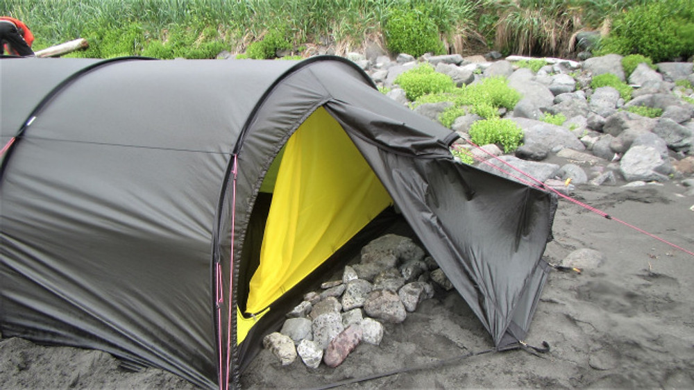 clean tent F