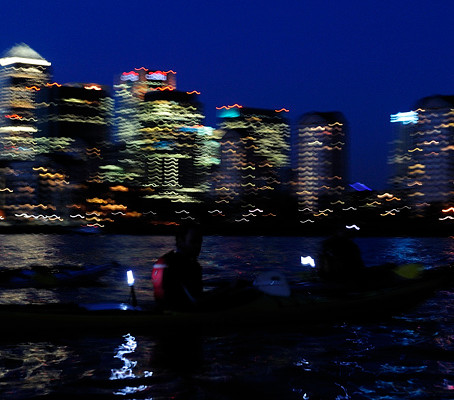 Are we good enough to paddle safely on Thames?