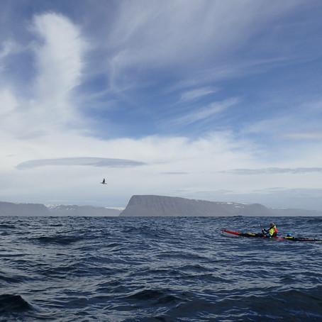 Brace yourselves for the 1st Women Sea Kayak Festival