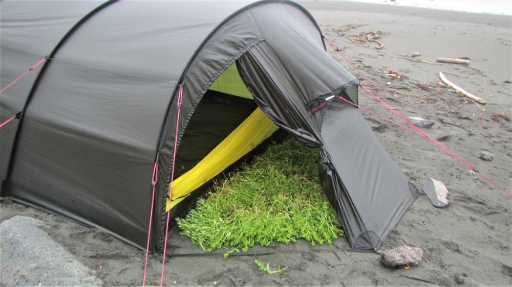 clean tent M