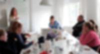 Teamudvkling evaluering hos Lena Munk Consult