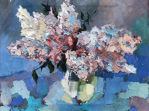 Impressionist Lilac