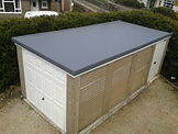 london grp flat roofing  fibreglass roofing  grp roofing fibreglass flat roofing