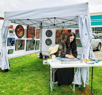 Colorscape Chenango Arts Festival 2019