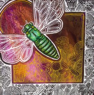 Green Cicada