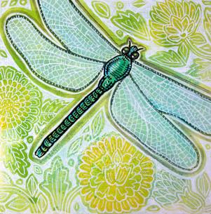 Summer Dragonfly