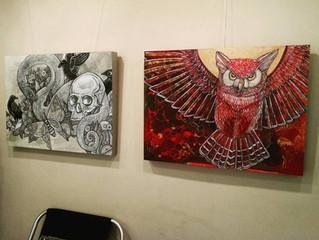 artwork by Lynnette Shelley