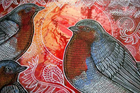 Three Robins