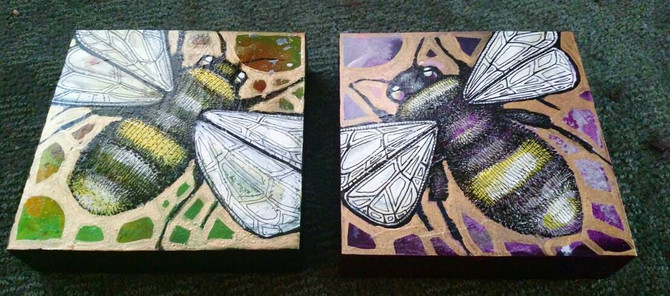 Bumbling Bee and Bumbling Bee II