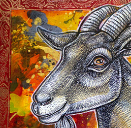 The Happy Goat