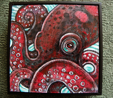 The One That Got Away (Small Octopus)