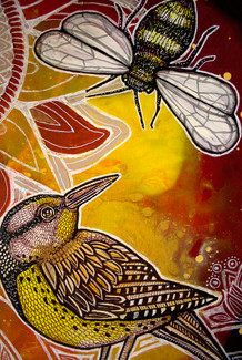 Meadowlark Summer (detail)