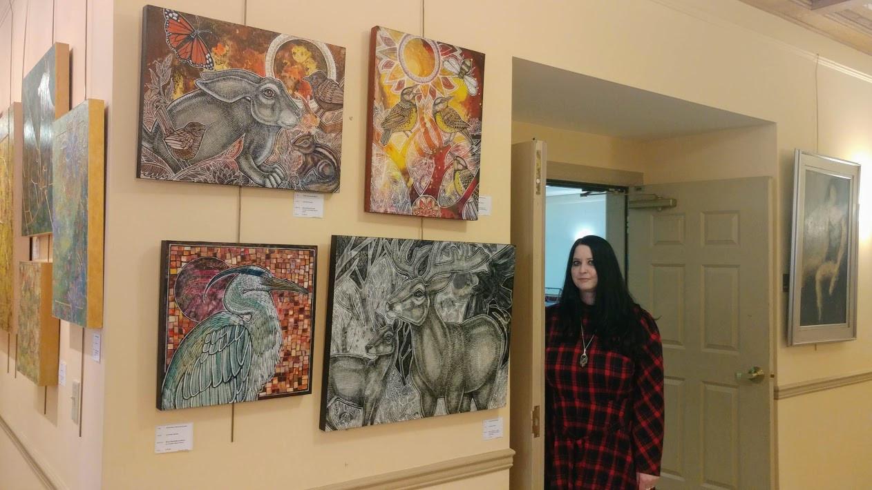 Malvern Retreat House Art Show