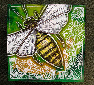 ArtLove Crate #13 by Lynnette Shelley