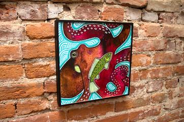 Hunting Octopus