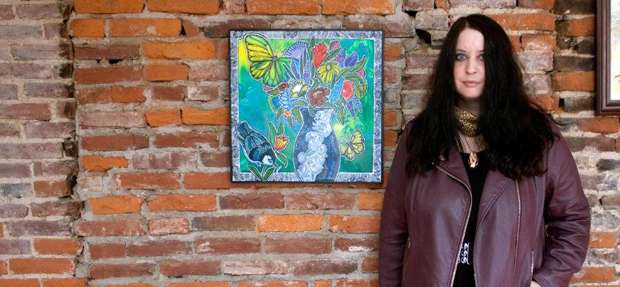 Pennsylvania Fine Artist Lynnette Shelley