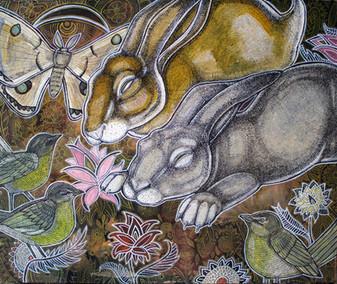 Dreaming Rabbits