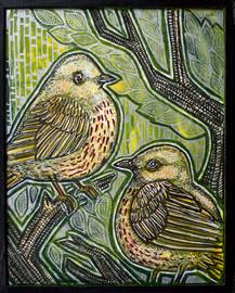 Duet (Yellow Warbler)