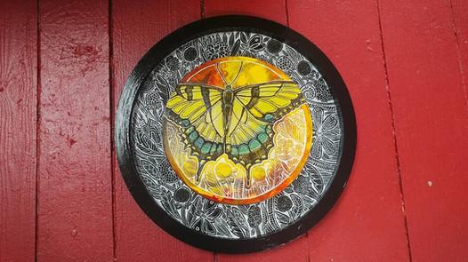 Swallowtail Song (Detail)