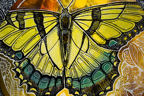 Swallowtail Song (Detail)