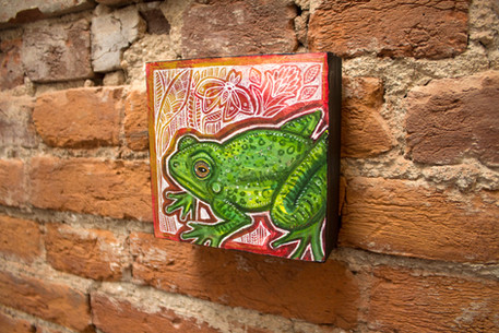 ArtLove Crate #6 by Lynnette Shelley