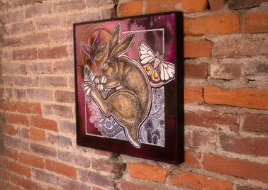 The Dreaming Hare