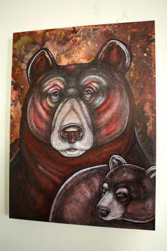 Arcas and Mother Bear