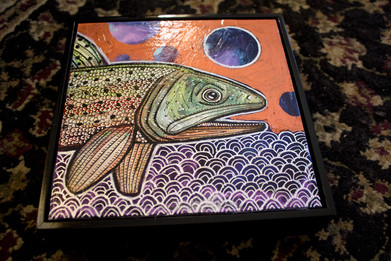 Traveling Trout II