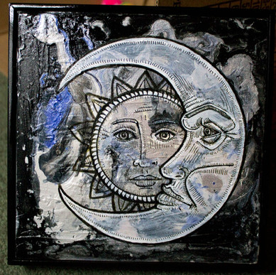 Tell the Moon (Winter Eclipse)