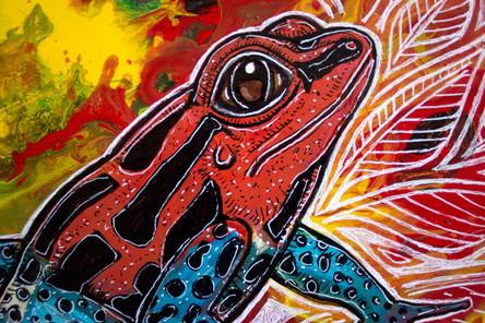 Strawberry Poison Dart Frog