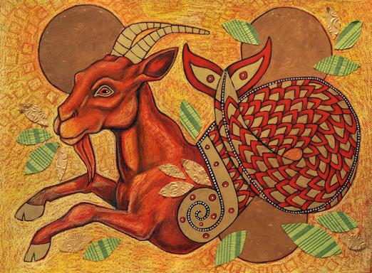 Aegipan (The Sea Goat)
