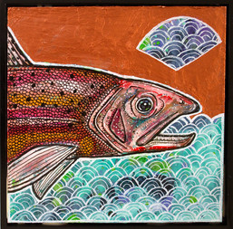 Traveling Trout