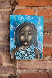 On Blue Wings