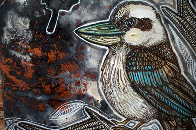 Cry, Kookaburra