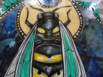 Wasp Totem