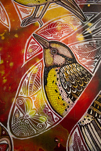 Meadowlark Summer (detail)