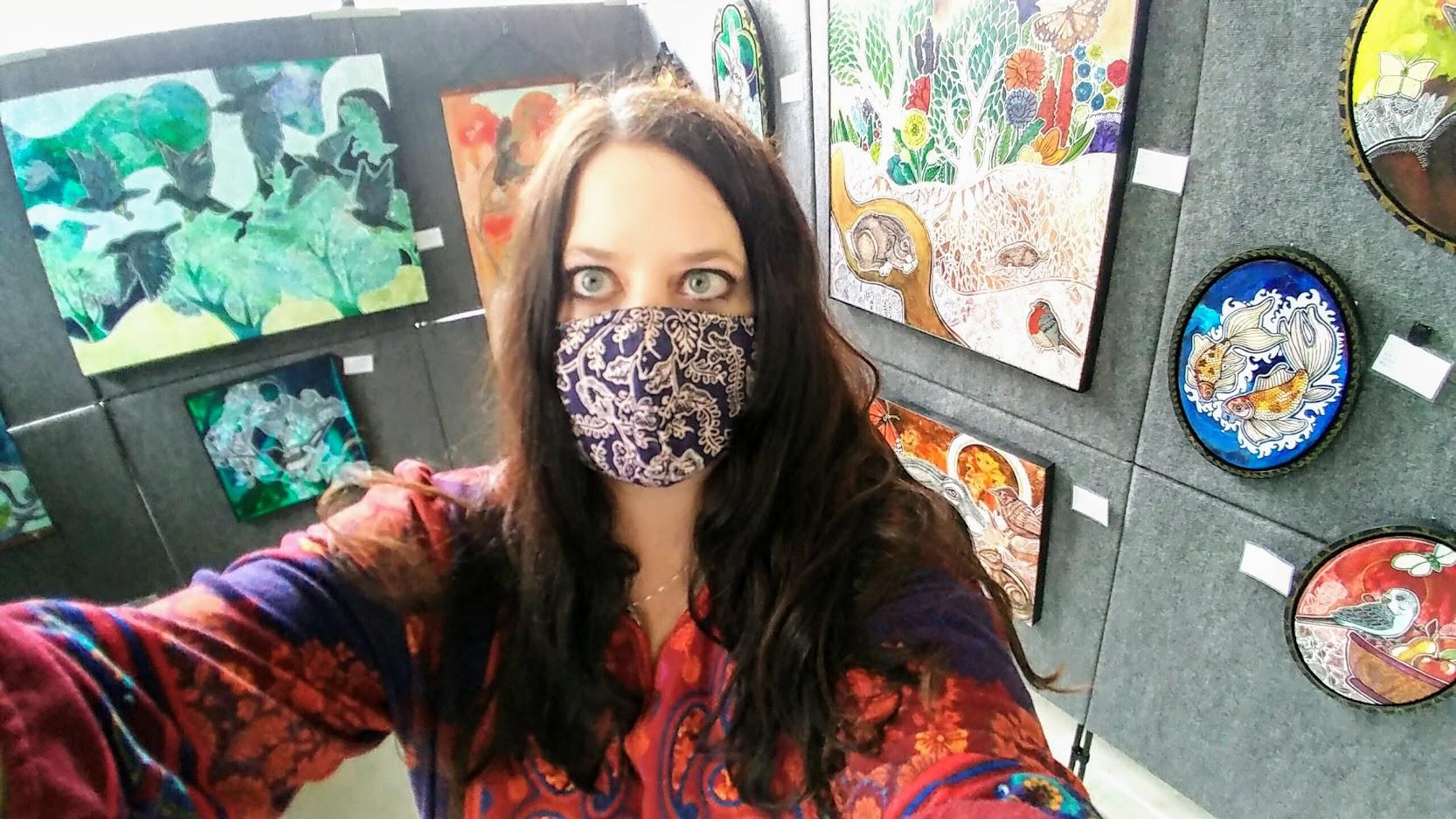 Abington Art Center's Spring Craft Fair (April 2021)