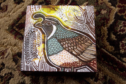 ArtLove Crate #17 by Lynnette Shelley