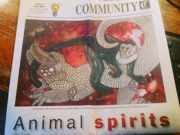 Bucks County Courier, November 2015