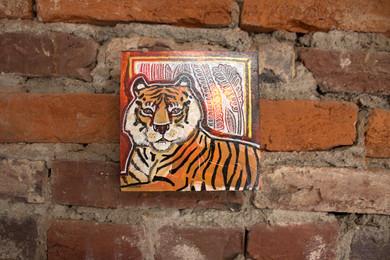 Waiting Tiger