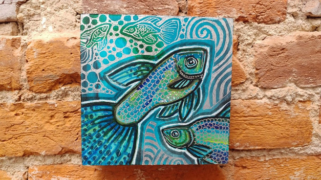 ArtLove Crate #11 by Lynnette Shelley