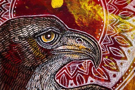 Red Sun Hawk