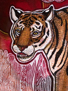 Roaming Tiger