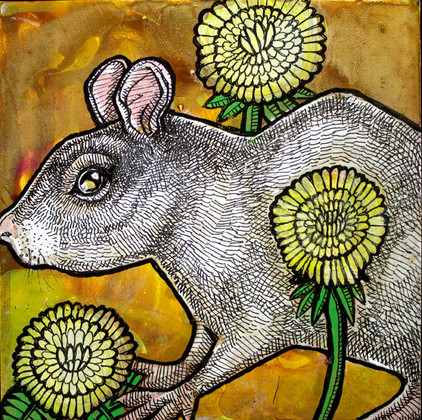 Dandelion and Rat