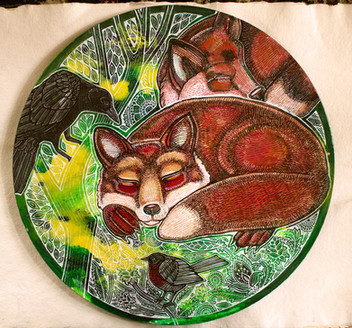 Dreaming Foxes