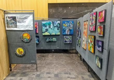 Summer Fine Craft Fair (July 31-August 1, 2021)